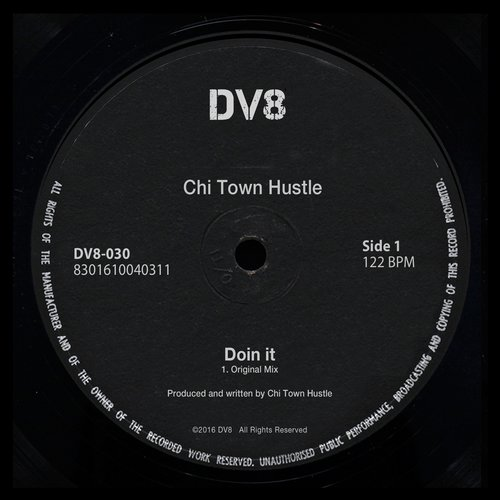 Chi Town Hustle - Doin It [DV8030]